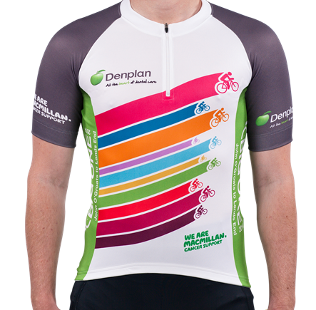 Charity clothing running vests t shirts custom cycle for Charity printed t shirt
